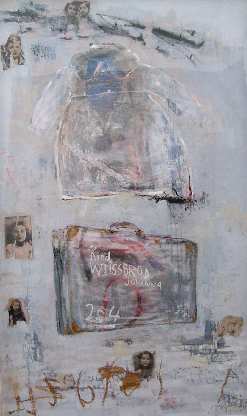 … die Kinder kamen nicht zurück  – Bilder von Mechthild Schöllkopf-Horlacher