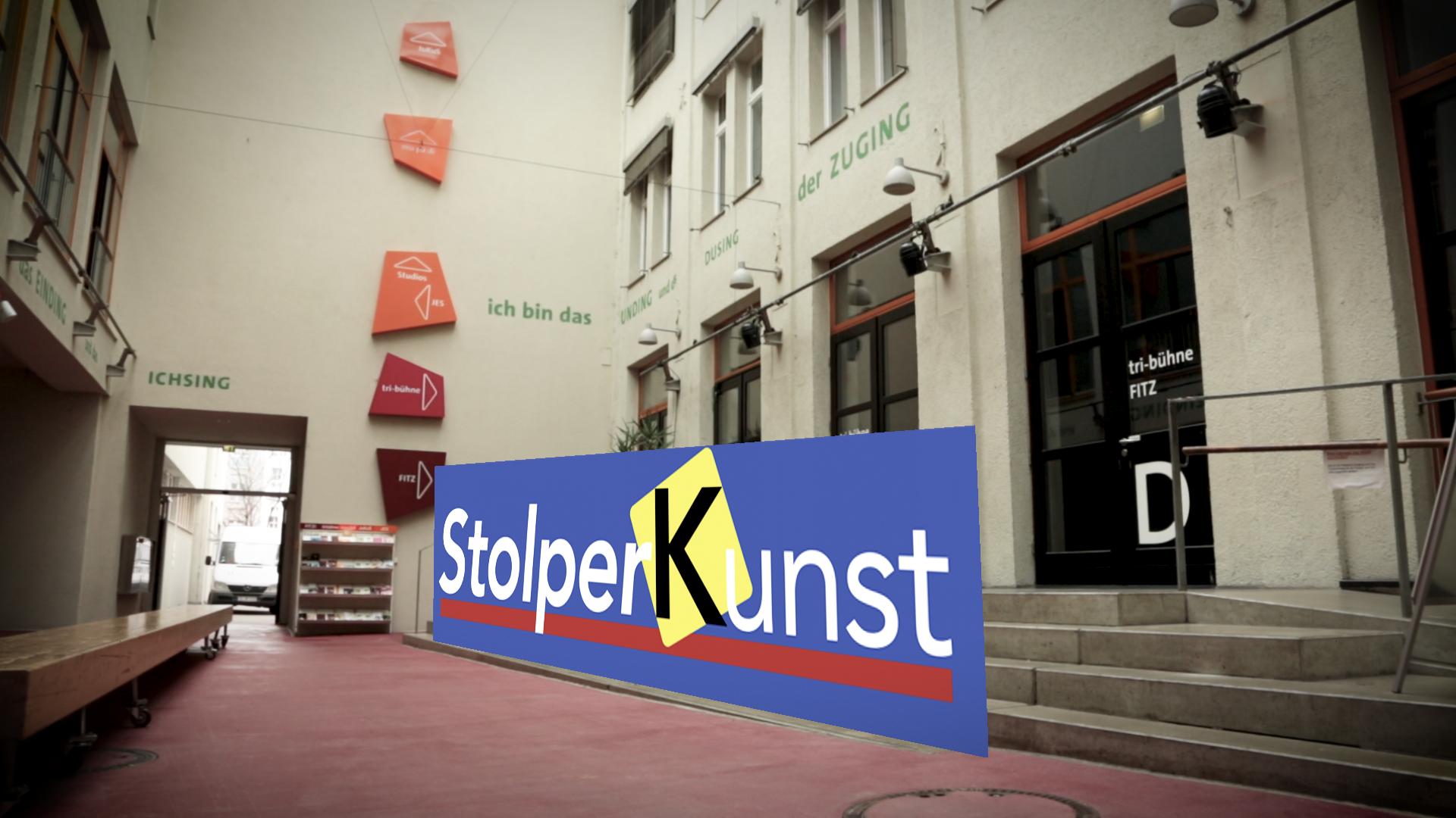 Unterstützt StolperKunst!