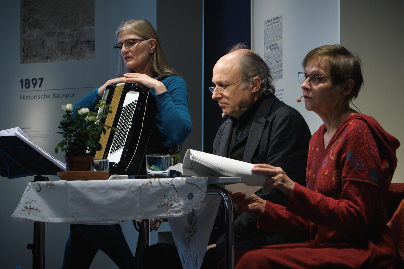 Szenische Lesung: Zwerland
